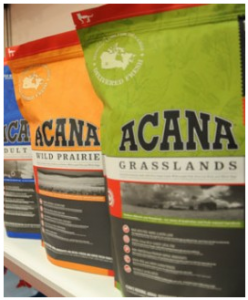 Acana Enhances Regional Line of Pet Foods