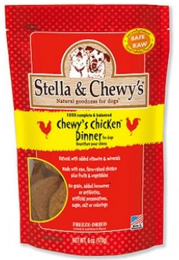 The Scoop: Stella & Chewy's Frozen Raw, 25% off