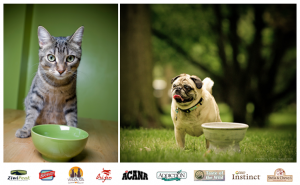 Got Free Pet Food?  Enter our Free Pet Food Sweeps!