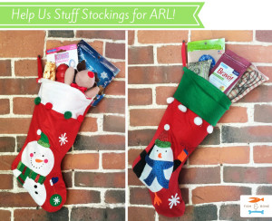 Stockings for Shelter Animals